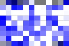 Blue Grid Wipe Stock Footage