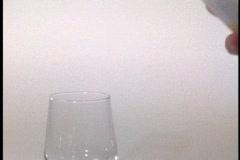 Orange Juice poured into a glass Stock Footage