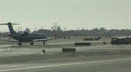 Stock Video Footage of LAX Airport
