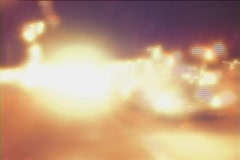 Fast driving Stock Footage