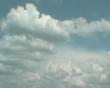 Clouds06 pal Stock Footage