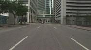 Stock Video Footage of office building tilt