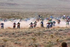 Motorcross Guys - stock footage