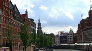 Stock Video Footage of Amsterdam time lapse clips