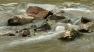 Stock Video Footage of Mini-rapids