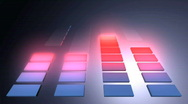 Graphic Equalizer Stock Footage