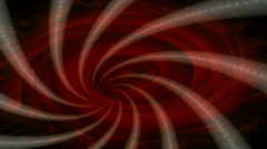 Abstract red whirlwind/spiral. HD 1080i. 14 seconds Stock Footage