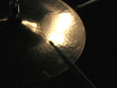 Stock Video Footage of HI HAT CYMBALS