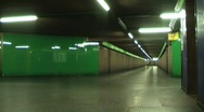 Stock Video Footage of Subway in Italy