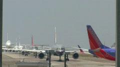 Plane 06 Stock Footage