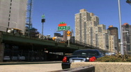 Stock Video Footage of FDR Drive New York 01