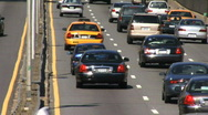 Stock Video Footage of FDR Drive New York 06