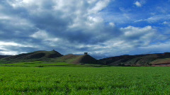 Tibetan Landscape Stock Footage