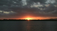 Sunset Ford Island HI 2 M HD Stock Footage