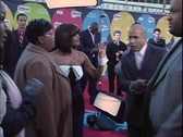 Stock Video Footage of Janet Jackson Red Carpet