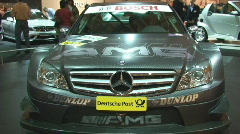Mercedes AMG Stock Footage