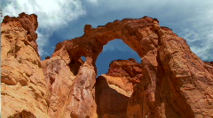 Grosvenor Arch Stock Footage