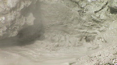 Yellowstone Mudpot Stock Footage