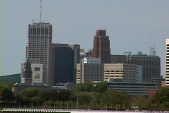 Detroit 03 Stock Footage