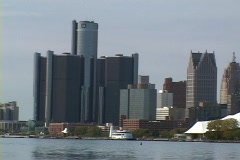 Detroit 04 Stock Footage