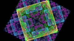 Incan carpet Stock Footage