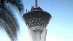 Stratosphere candid (stylized to erase flaws) Stock Footage