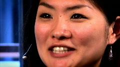 Japanese businesswoman Stock Footage