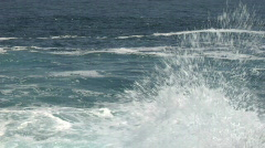 Crashing wave 101 Stock Footage