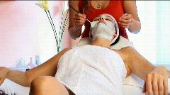 Health & Beauty Spa Stock Footage
