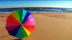 Beach Holidays & Travel Stock Footage