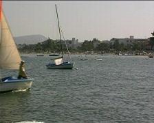 Windsurfer  Stock Footage