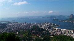 Postcards from Rio De Janeiro Stock Footage