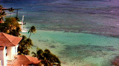 Postcards From Hawaii Stock Footage