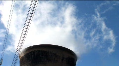 Power Station and Electricity Stock Footage