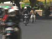 Stock Video Footage of Timelapse Bantul Traffic
