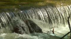 Jm291-Mini Waterfall3 Stock Footage