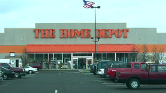 Home Depot Stock Footage