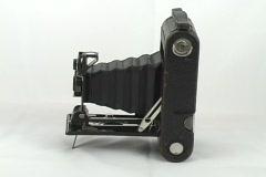 Kodak camera side view Stock Footage