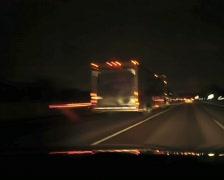 Nightdrive1 pal Stock Footage