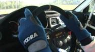 Stock Video Footage of Racing car 8