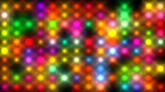 db stage lights 01 hd720 - stock footage