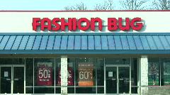 Fashion Bug Stock Footage