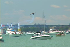 Air Race 11 Stock Footage