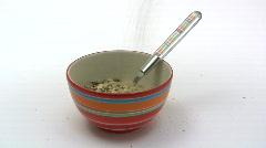 Breakfast Cereals - stock footage