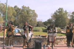 Incas music Stock Footage