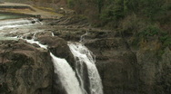 Stock Video Footage of Water Fall