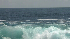 Crashing wave 109 Stock Footage