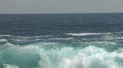 Crashing wave 109 - stock footage