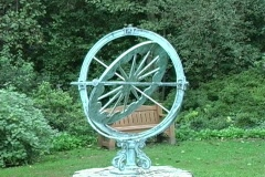 Sundial Stock Footage