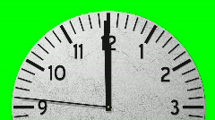 15 seconds countdown Stock Footage